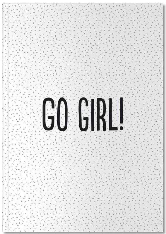 Go Girl! Notebook