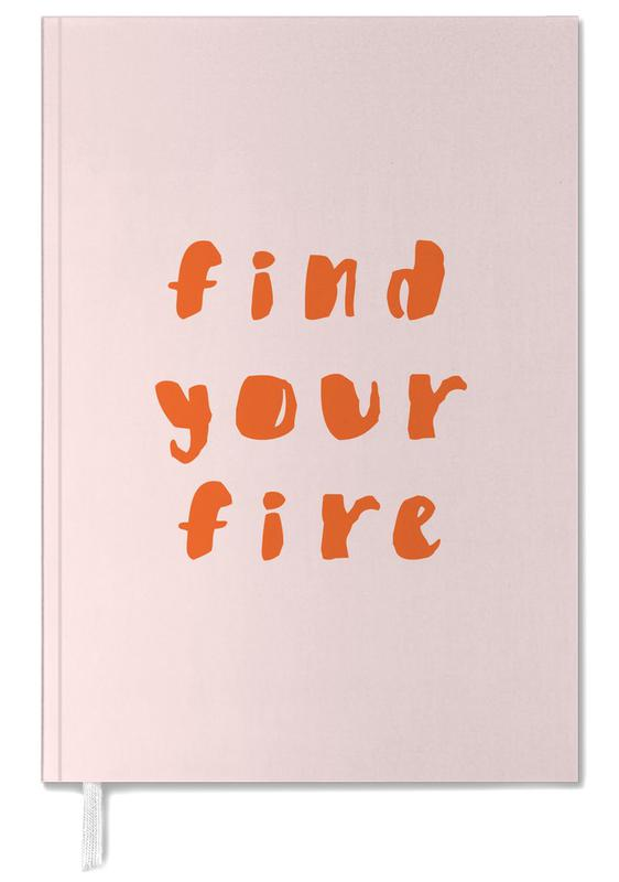 Find Your Fire -Terminplaner