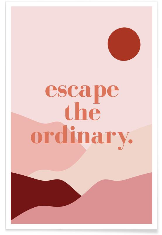Escape the Ordinary poster