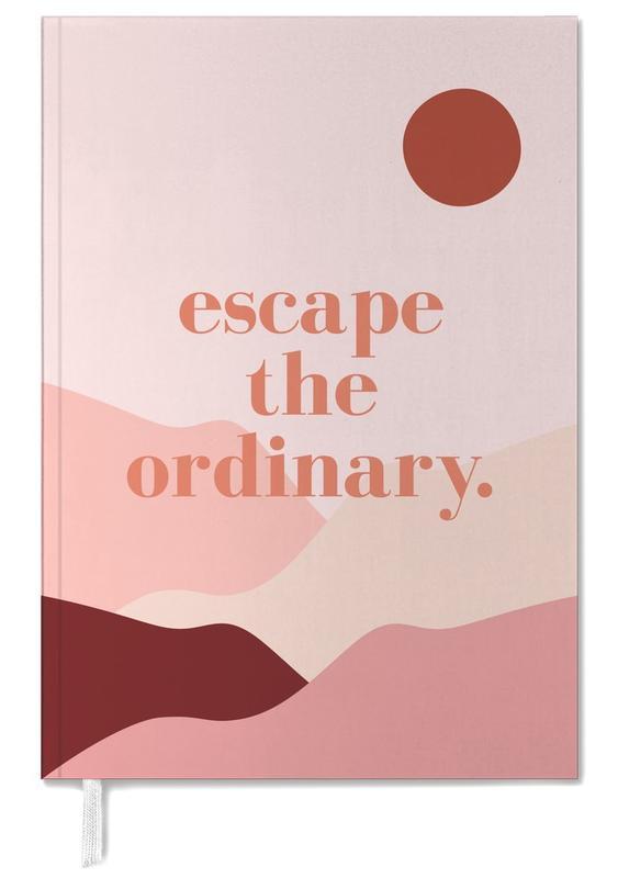 Escape the Ordinary agenda