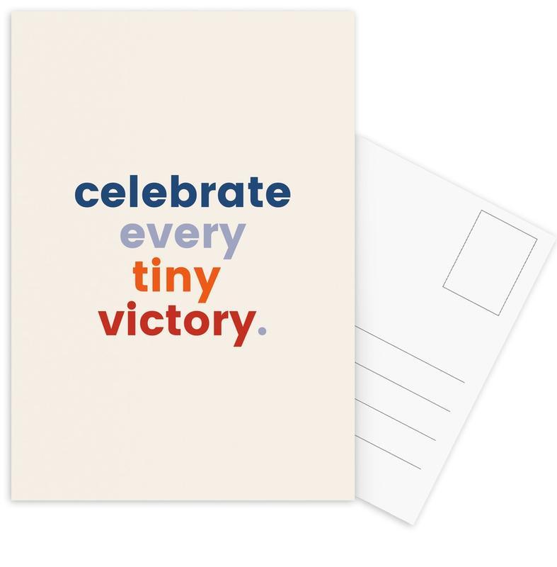 Every Tiny Victory -Postkartenset