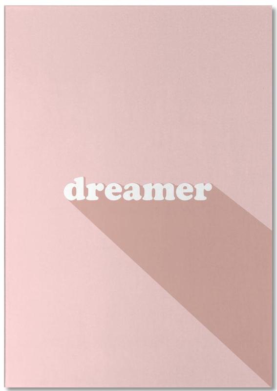 Dreamer -Notizblock