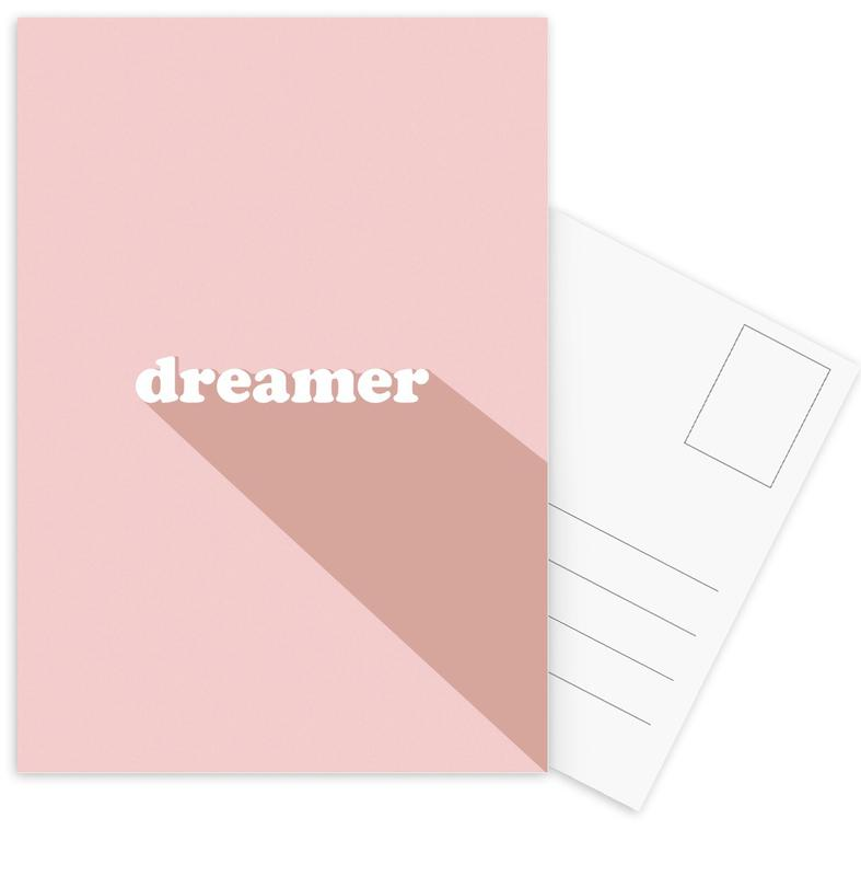 Dreamer -Postkartenset