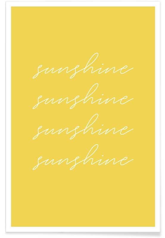 Citas y eslóganes, Sunshine póster