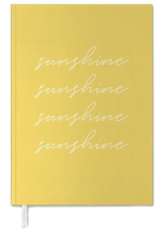 Sunshine -Terminplaner