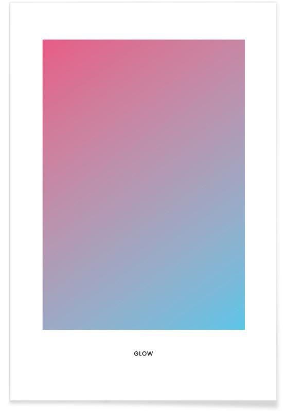 Glow #4 affiche