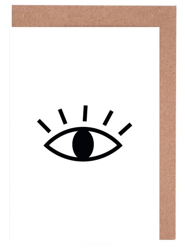 Open Eye -Grußkarten-Set