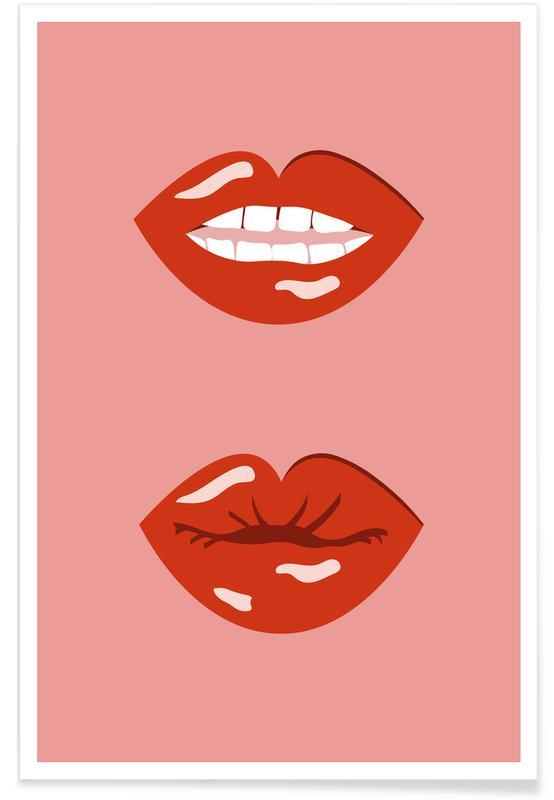 Symboler, Lips Plakat