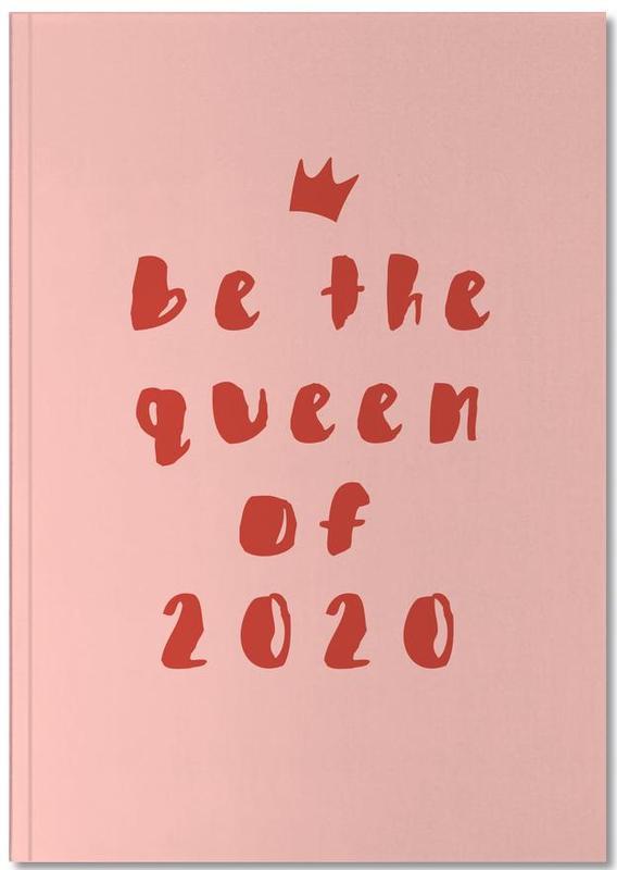 Queen of 2020 Notebook