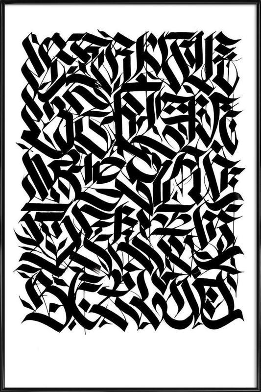 Berlin Suite Framed Poster