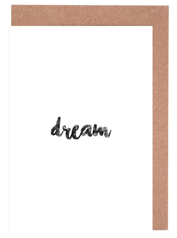 Dream -Grußkarten-Set