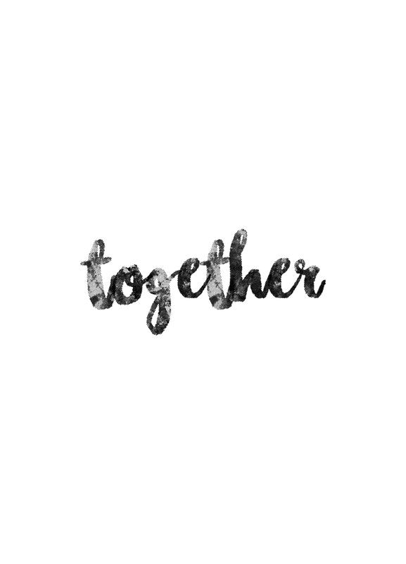 Together toile
