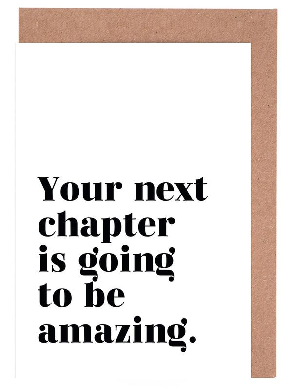 Next Chapter Greeting Card Set