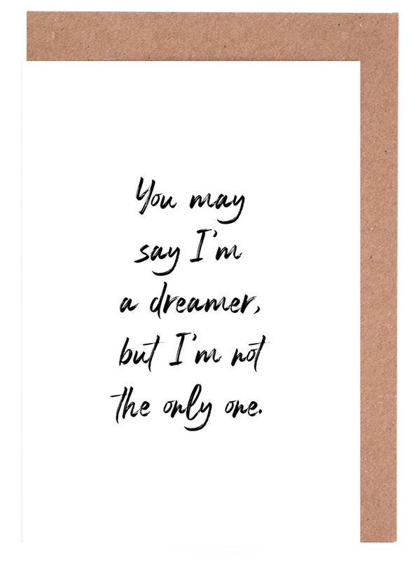 A Dreamer cartes de vœux