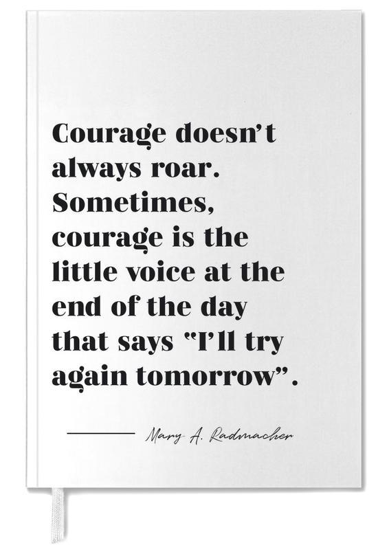Courage agenda