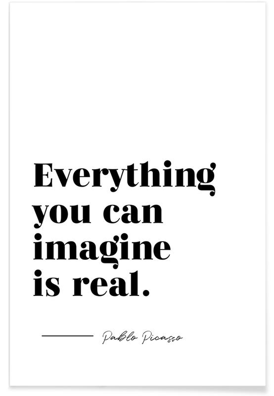 Everything is Real Plakat