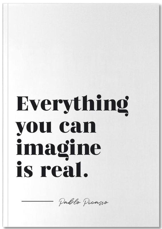 Everything is Real Notebook