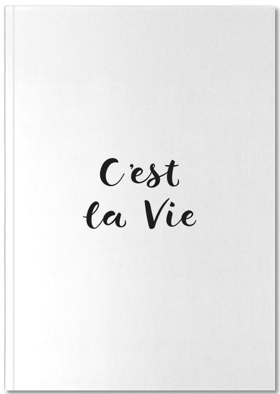 C'est la Vie Notebook