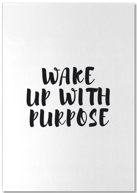 Wake Up bloc-notes
