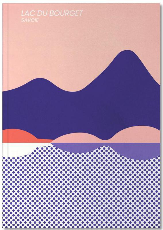 Lac du Bourget Notebook
