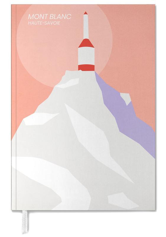 Mont Blanc -Terminplaner