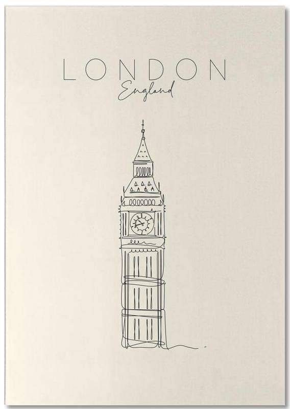 London, Travel, London Notepad