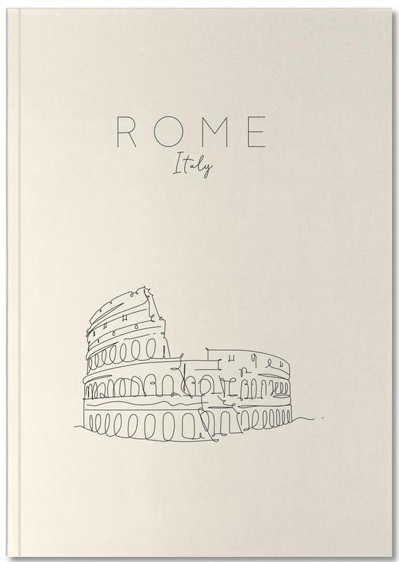 Rom, Reise, Rome Notebook