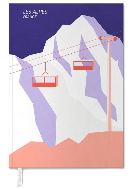 Les Alpes -Terminplaner