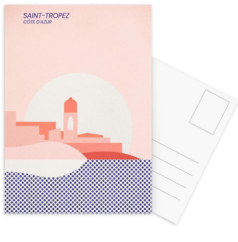 Saint-Tropez cartes postales