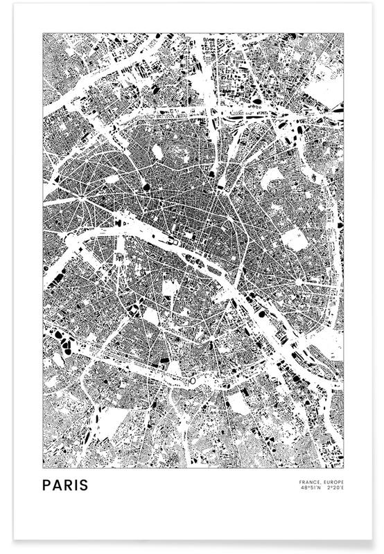 Paris -Poster