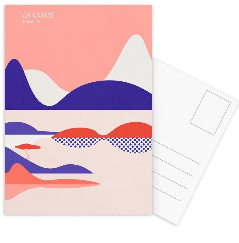 La Corse cartes postales