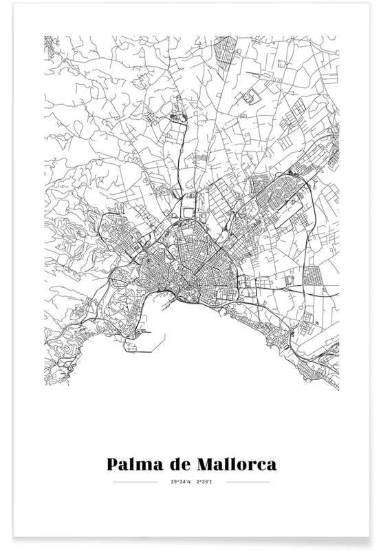 Palma de Mallorca -Poster
