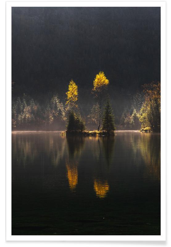 Océans, mers & lacs, Awakening affiche