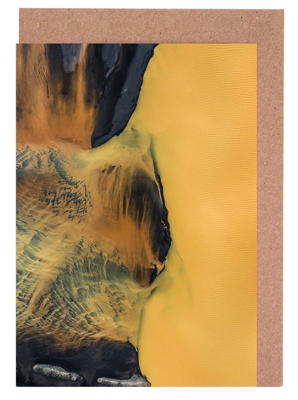 Yellow Lake -Grußkarten-Set