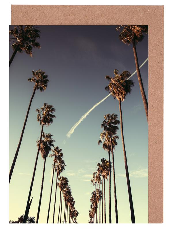 On Sunset -Grußkarten-Set