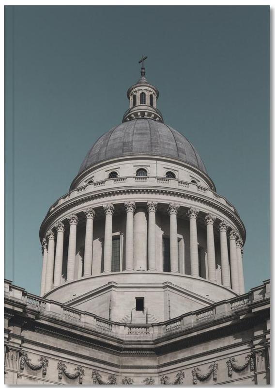 Pantheon, Paris Notebook