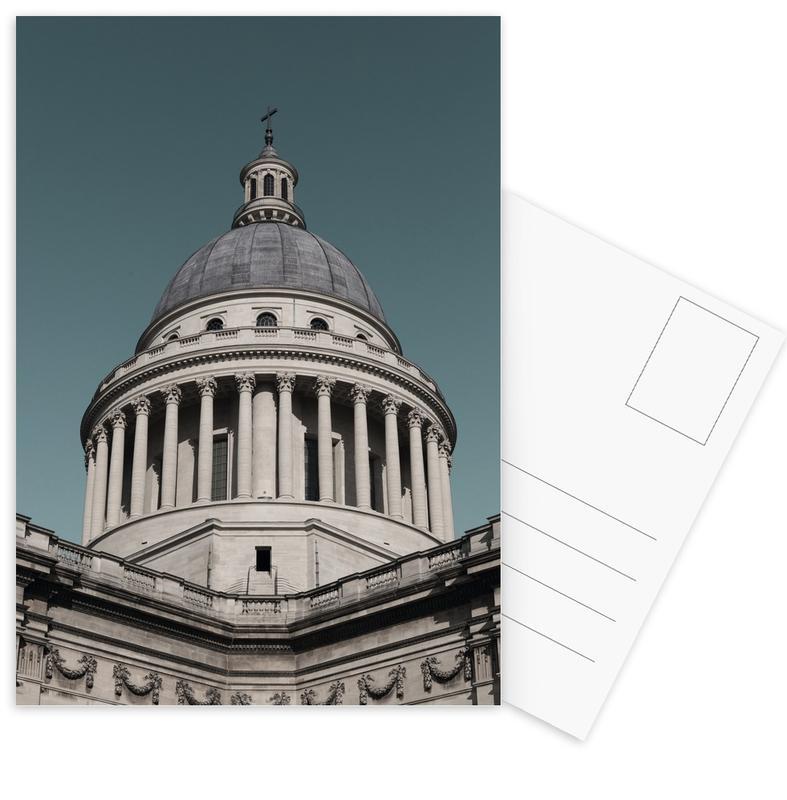 Pantheon, Paris -Postkartenset