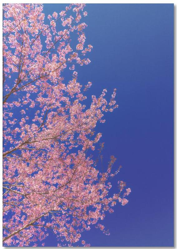 Cherry Blossom, Japan -Notizblock