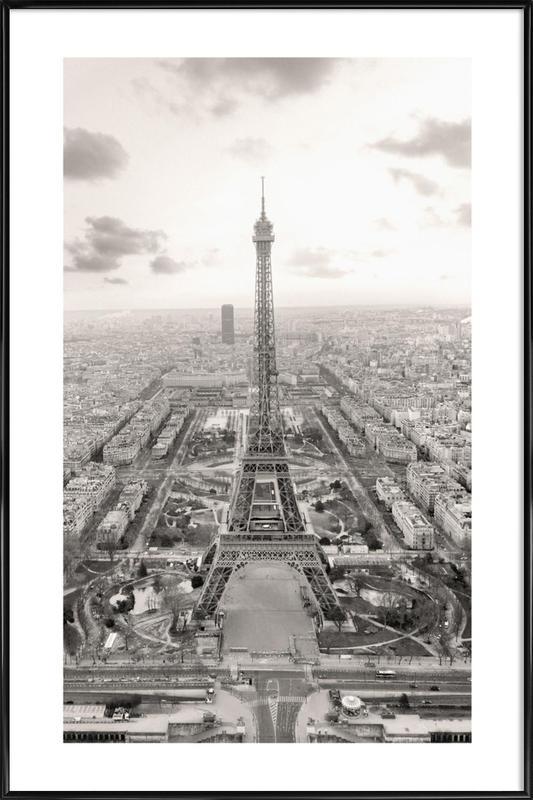 Tour Eiffel Framed Poster