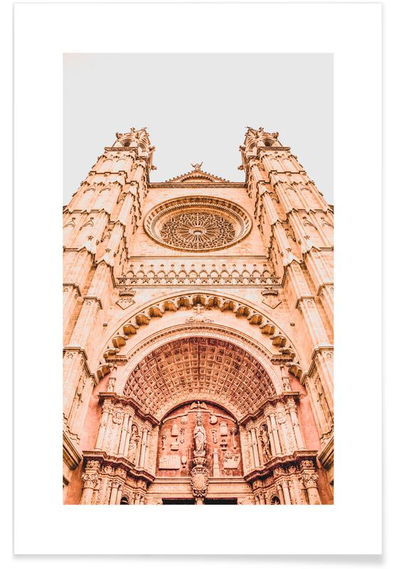 Rejser, Seværdigheder & landmærker, Palma de Mallorca Plakat