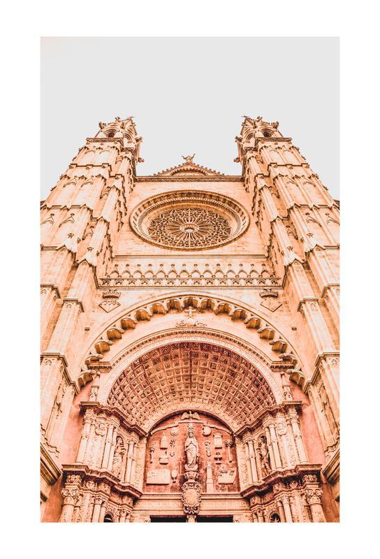 Palma de Mallorca -Acrylglasbild