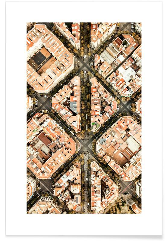 Barcelona affiche