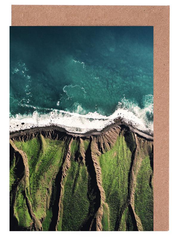 Arrecife Tide -Grußkarten-Set