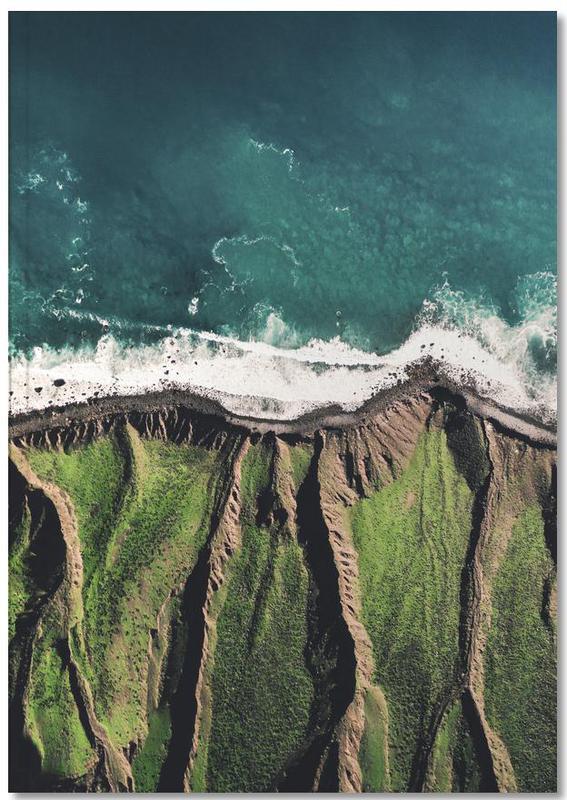 Ozeane, Meere & Seen, Reise, Arrecife Tide Notebook