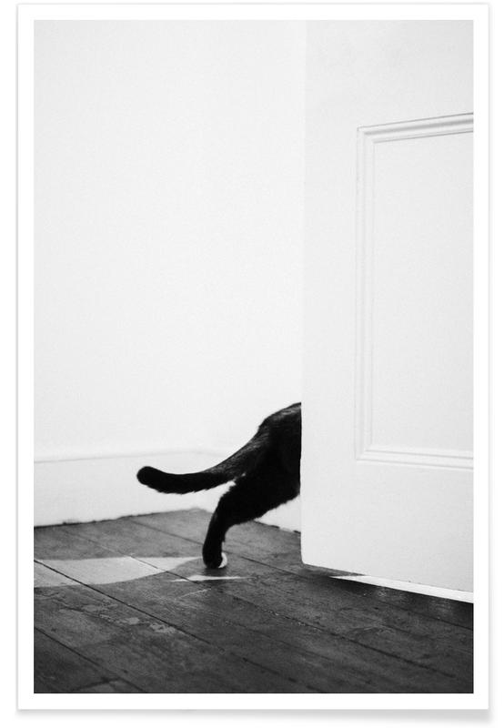 Noir & blanc, Sneaking Out affiche