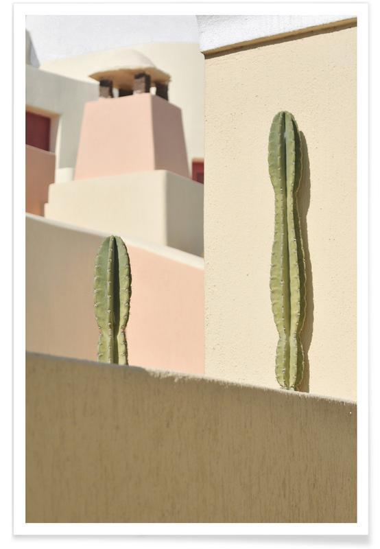 Détails architecturaux, Cactus, Hidden Gems affiche