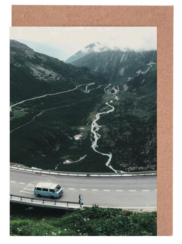 Swiss Alps cartes de vœux