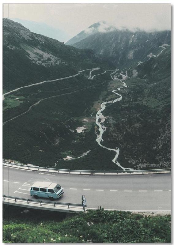 Swiss Alps Notebook