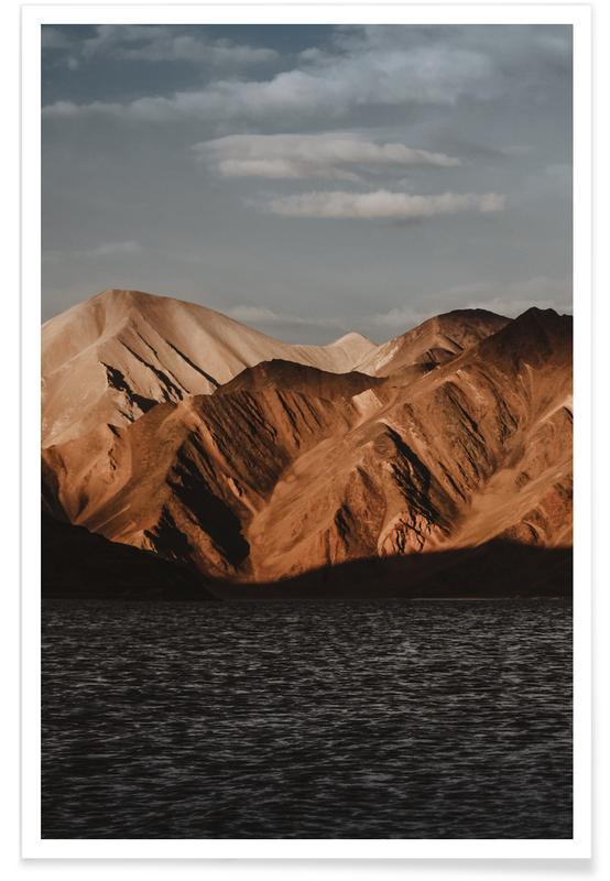 Montagnes, Mountain Elements affiche