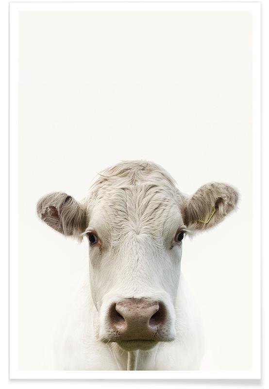 Koeien, Blanche Cow poster